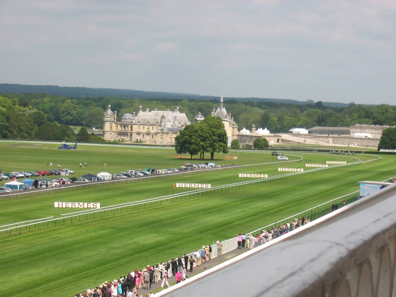 Chantilly Race Course